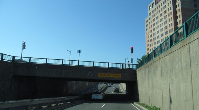 Light R48 on the Storrow Drive Underpass <br /><small>by Wendy Drexler</small>