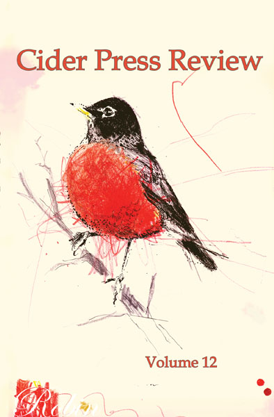 "CPR Volume 12 cover, ""Robin"" by Landon Godfrey"