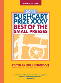 2011 Pushcart Prize Nominees