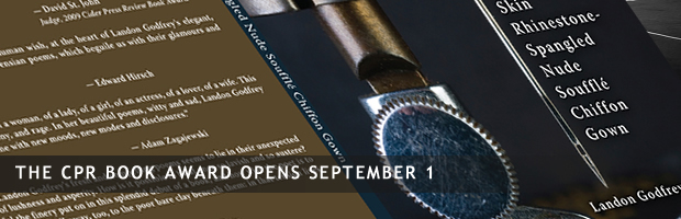 2012 CPR Book Award Opens September 1