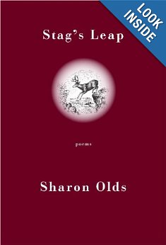 Review: <em>Stag's Leap</em> by Sharon Olds <br />reviewed by Megan Mericle