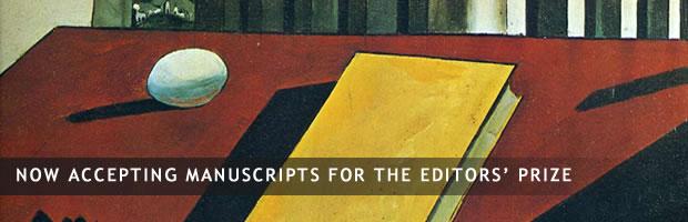 2014 Editors' Prize Now Accepting Manuscripts