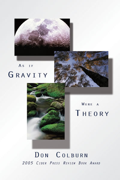 As if Gravity Were a Theory