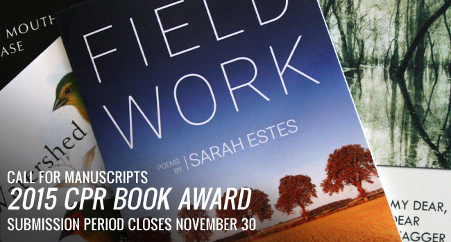 2015 Book Award Open