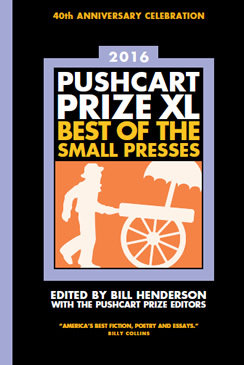 Pushcart Prize Nominees