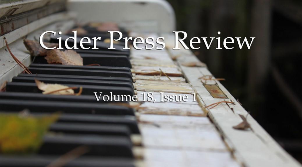 CPR Volume 18, Issue 1