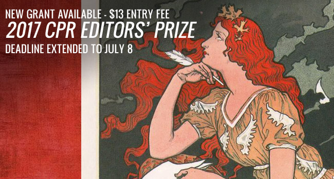 <em>Cider Press Review</em> Editors' Prize: Deadline Extended, Plus New Entry Fee Grants