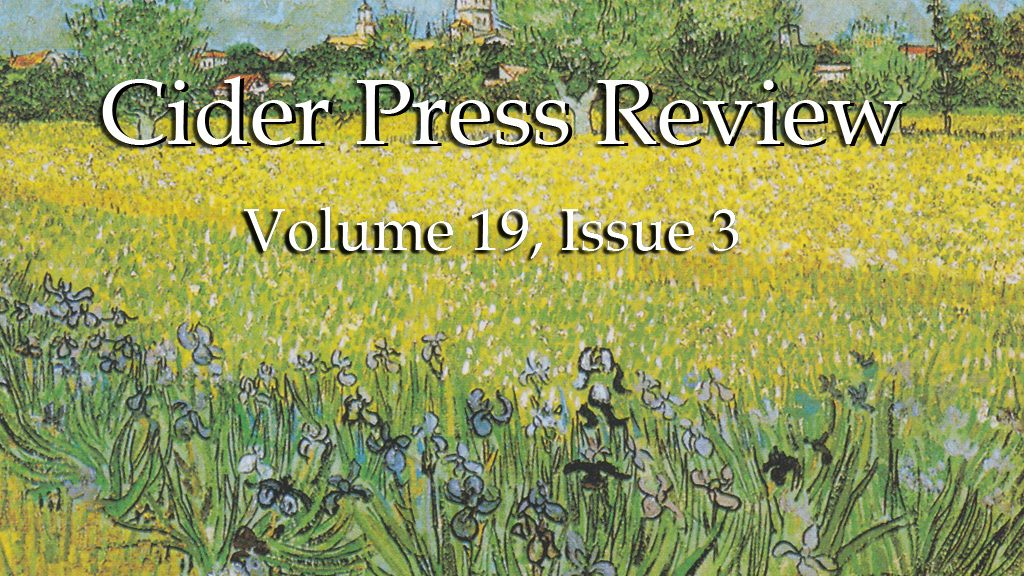 Cider Press Review Volume 19, Issue 3