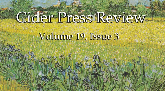 Cider Press Review Volume 19, Issue 3 is Now Online