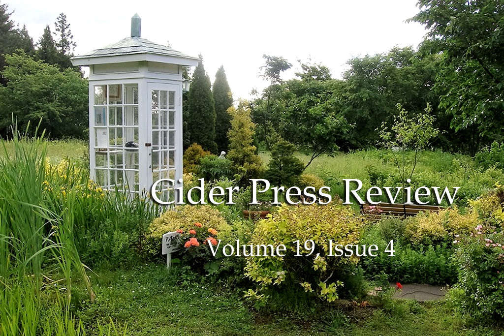 Cider Press Review, Volume 19, Issue 4, January 2018