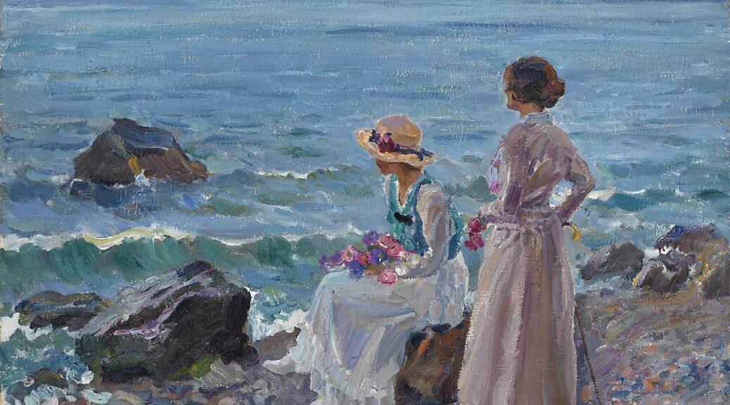 Sergey_Vinogradov_-_Women_by_the_Sea.jpg